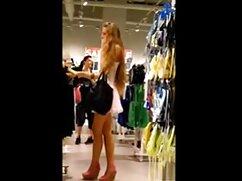 女性はちょうど素晴らしいですバッファを披露 女性 の ため の h な 動画