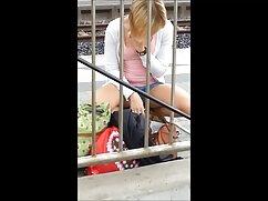 ケイティ夏は彼女にL.を開き、その後タップします h 女性 動画
